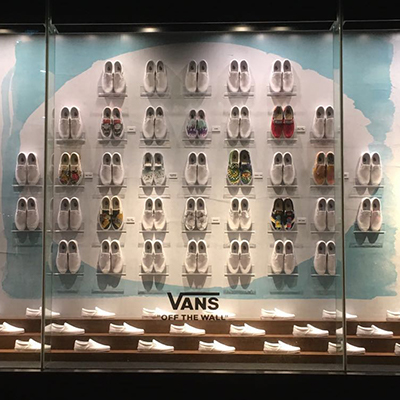 006619162 DIY PAPER SHOES WITH 90 SHOES DISPLAY